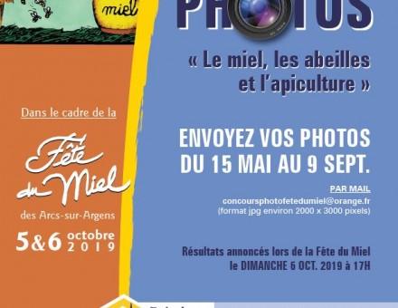 CONCOURS PHOTOS 2019 - Fête du miel des Arcs-sur-Argens